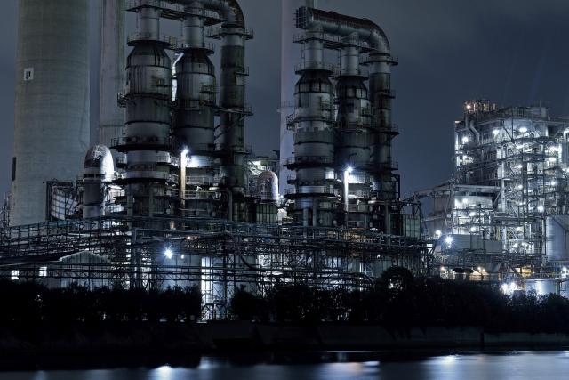 【夜勤で稼ぐ□水島地区□宿&車完備】工事マネジメント(化学工場)